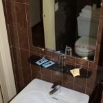 baño hostal almuñecar