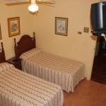 habitaciones hostal andalucia